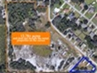 13.7 Ac Prime Residential Dev.Land : Winter Haven : Polk County : Florida