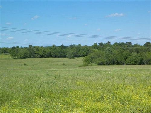 Lots Of Land : Valliant : McCurtain County : Oklahoma