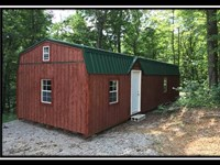 14 Acres W Cabin On Creek : Jackson : Jackson County : Ohio