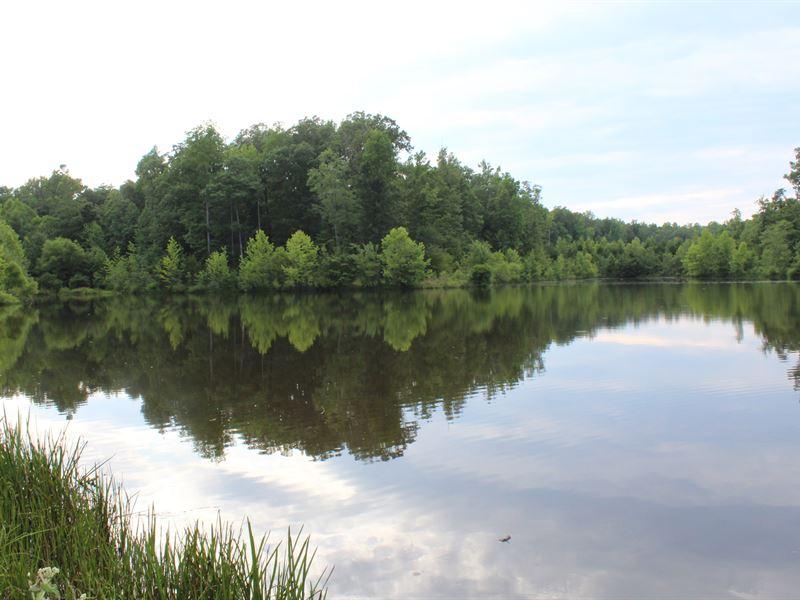 9 Parcels 10+ Acres Each : Powhatan : Powhatan County : Virginia