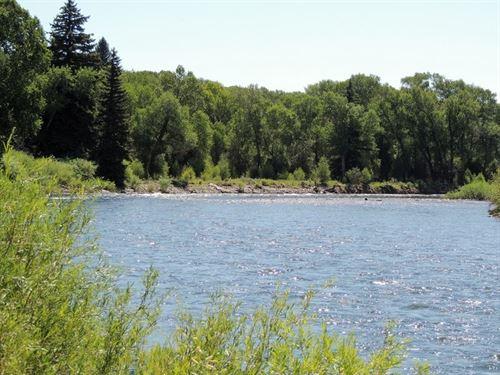 Hefner Rio Grande Ranch : South Fork : Rio Grande County : Colorado