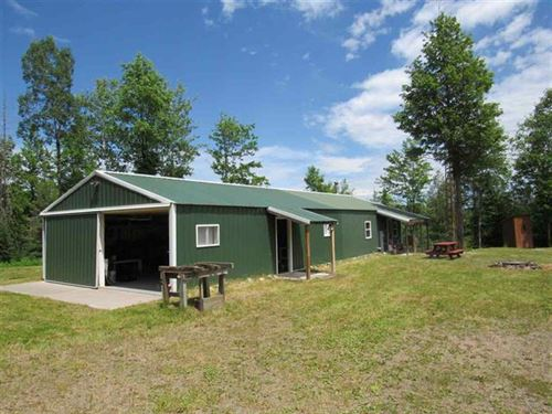 4884 W. Us-2, Mls 1103261 : Iron River : Iron County : Michigan