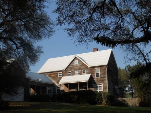 Country Living At It's Best : Osyka : Pike County : Mississippi