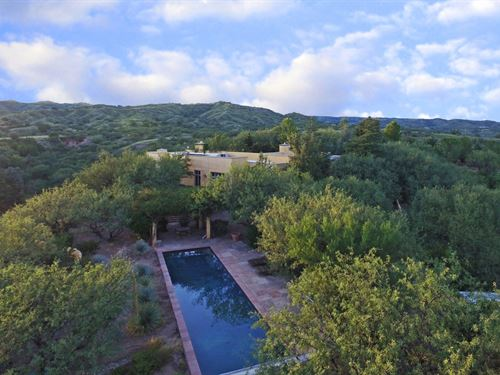 Luxury Horse Property : Patagonia : Santa Cruz County : Arizona