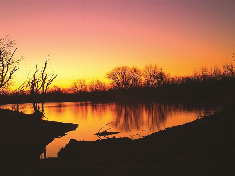 Hunting/Fishing Property In West Tx : Haskell : Haskell County : Texas