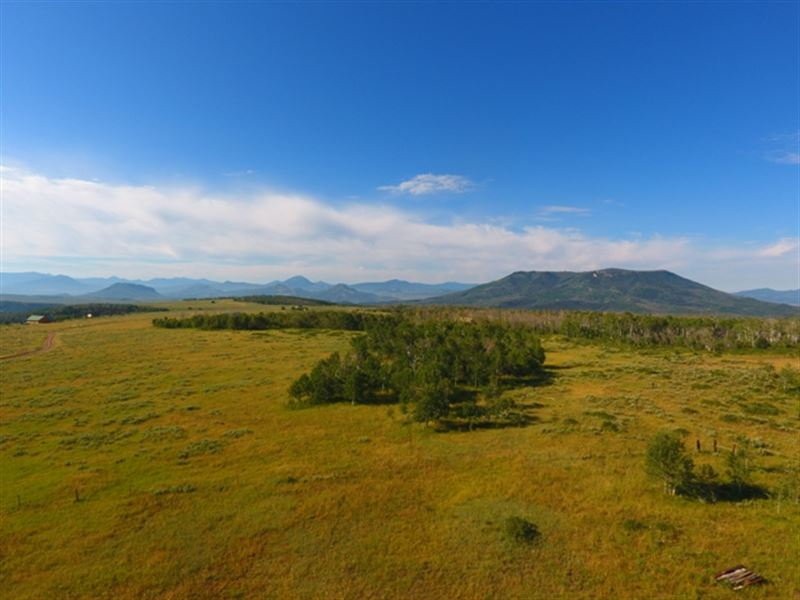 Off Lease Only >> Cabin At Stemp Springs : Ranch for Sale : Savery : Carbon ...