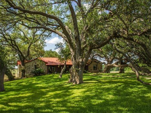 San Marcos River Ranch : Luling : Caldwell County : Texas