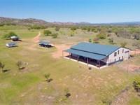 Granite Antler Ranch : Valley Spring : Llano County : Texas