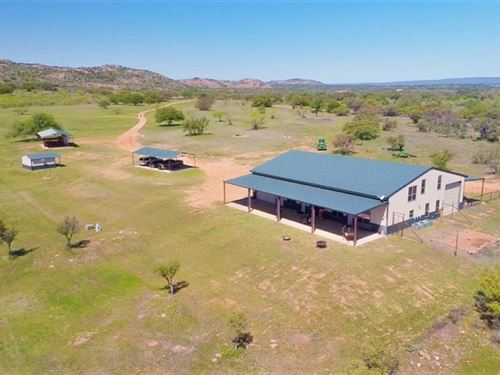 Granite Antler Ranch : Valley Spring : Llano County : Texas