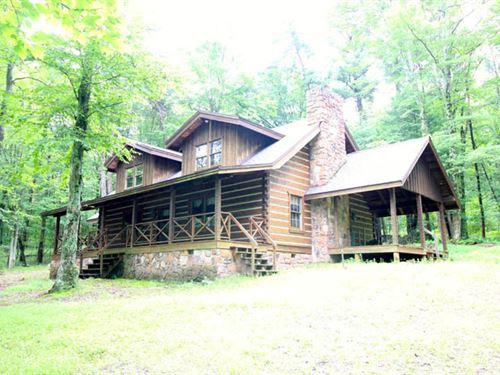 40 Acres, Cabin/Home, Wildlife : Nescopeck : Columbia County : Pennsylvania