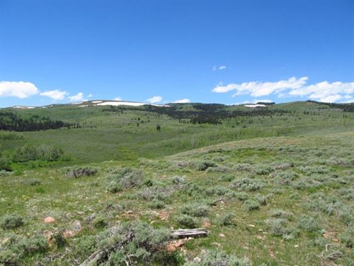 Dempsey Basin Ranch : Kemmerer : Lincoln County : Wyoming