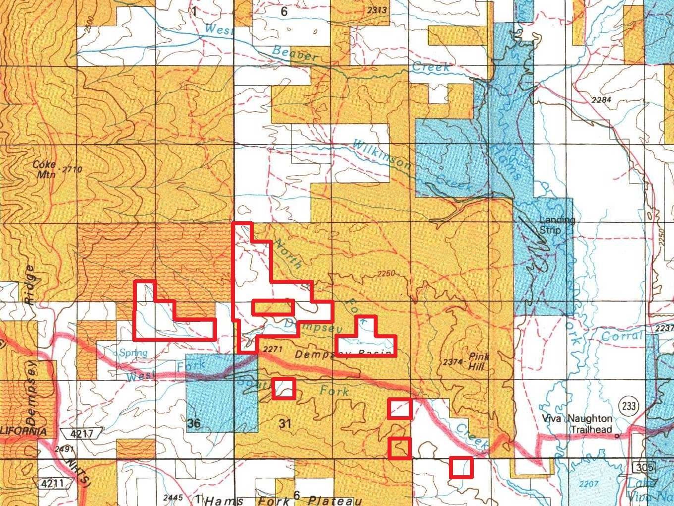 Kemmerer Wyoming Map.Dempsey Basin Ranch Ranch For Sale Kemmerer Lincoln County