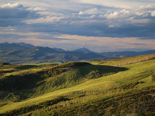 Cross Mountain Ranch : Hayden : Routt County : Colorado