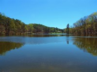 Kings Lake Tract - 26 Acre Lake. : Plainville : Gordon County : Georgia