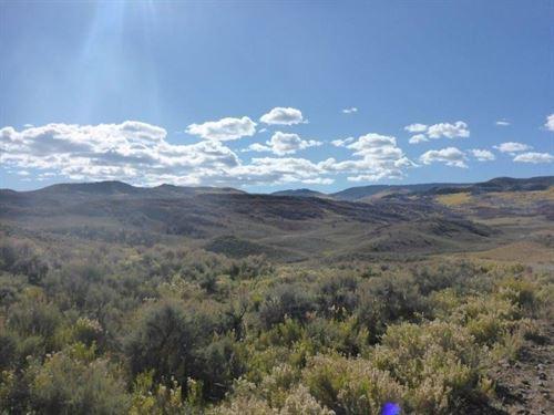 560 Off-Grid Acres : Collbran : Mesa County : Colorado