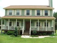 Keen Place - House & Land : Pembroke : Bryan County : Georgia