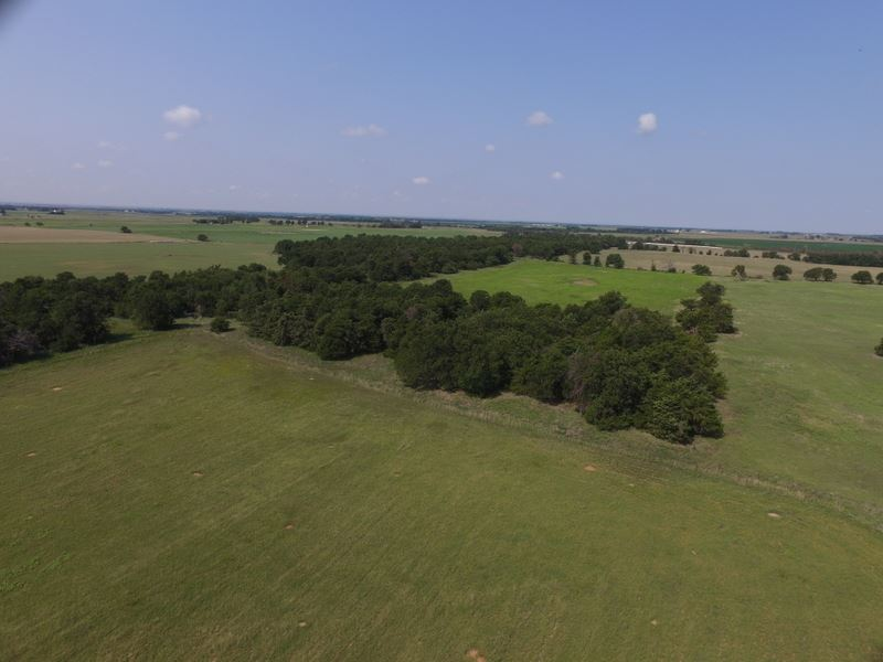 9/22/17 Auction 160 Acres Pasture : Hennessey : Kingfisher County : Oklahoma
