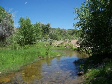 Little Bates Hole Ranch : Casper : Natrona County : Wyoming