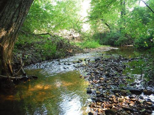 Hunting Or Homesite : Pendergrass : Jackson County : Georgia
