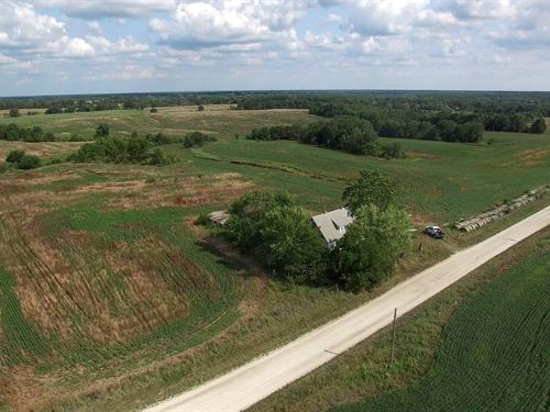 98 Acres Lion Ave : Macon : Missouri