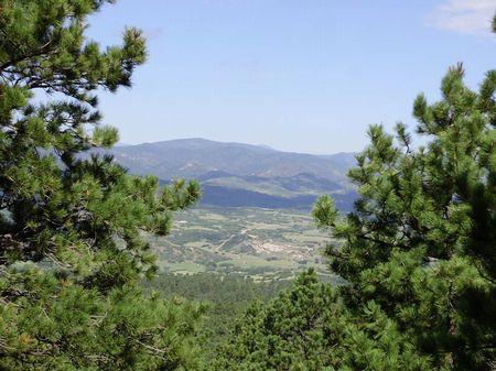 Piney Knob Ranch : La Veta : Huerfano County : Colorado