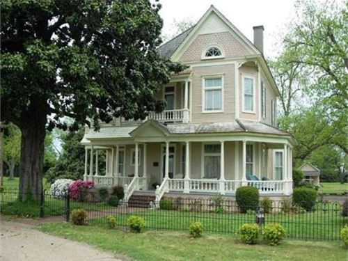 Historic Queen Anne Home & Acres : Holly Grove : Monroe County : Arkansas