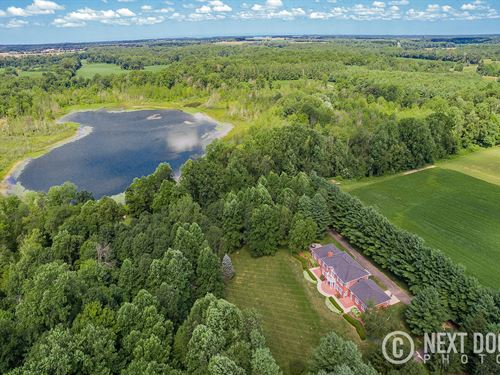 Stunning & Captivating Estate : Decatur : Van Buren County : Michigan