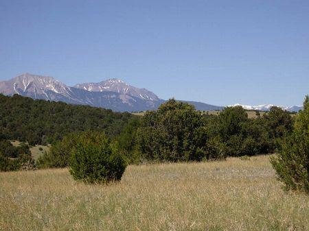 Sweet Ranch - 355 Acres : Walsenburg : Huerfano County : Colorado