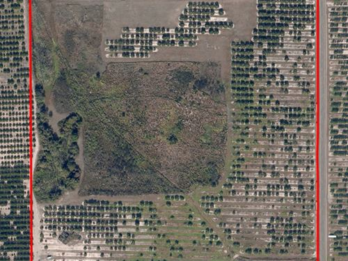 West Frostproof Acreage : Frostproof : Polk County : Florida