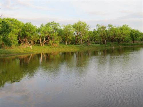 Dysinger South Bend Ranch : Woodson : Throckmorton County : Texas