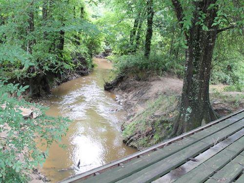 Triple C Ranch : Bettie : Upshur County : Texas