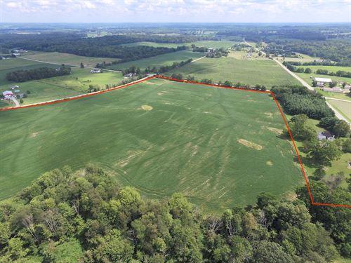 Cr 21 - 192 Acres : Fredericktown : Morrow County : Ohio