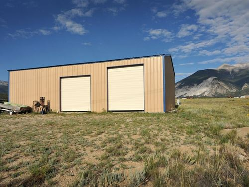 7194897 - Huge Views Of The Chalk : Nathrop : Chaffee County : Colorado