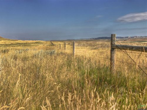 138 Acres Of Grass And Dryland : Harrisburg : Banner County : Nebraska