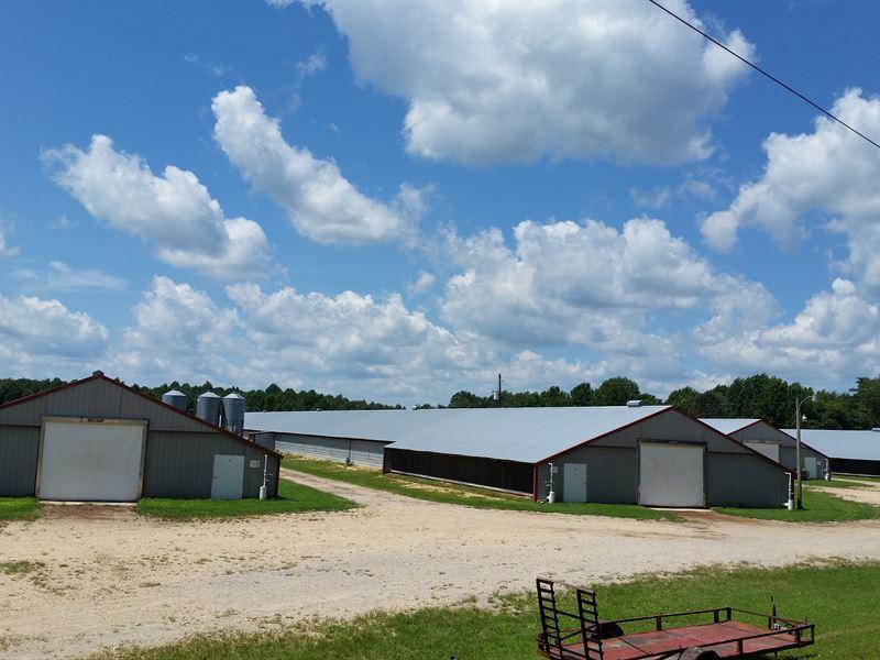 Alabama Poultry Farm Land for Sale - 24 Listings | Land ...