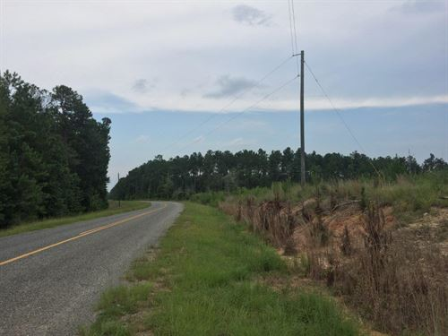 Culver Tract : Sparta : Hancock County : Georgia