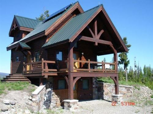 Exquisite, Top Of The Mountain, Off : Plains : Sanders County : Montana