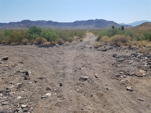Over 20 Acres : Golden Valley : Mohave County : Arizona