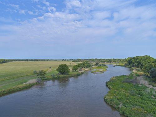 Willow Island Wildlife : Cozad : Dawson County : Nebraska