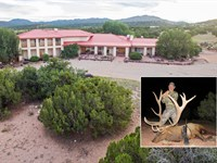 Dripping Springs Ranch : Mountainair : Socorro County : New Mexico