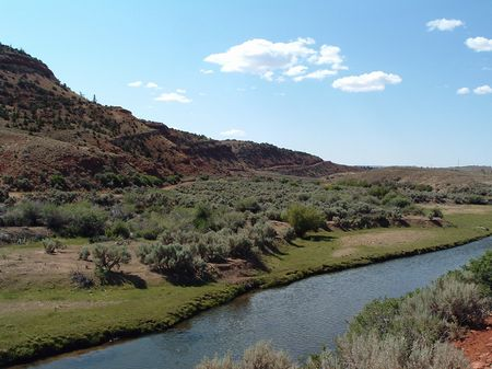 Dallas Dome Ranch : Lander : Fremont County : Wyoming