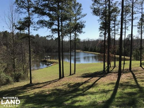 Sand Rd. Hunting And Fishing Game D : Fosters : Tuscaloosa County : Alabama
