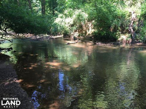 Twelve Mile Creek Recreational Prop : Pickens : South Carolina