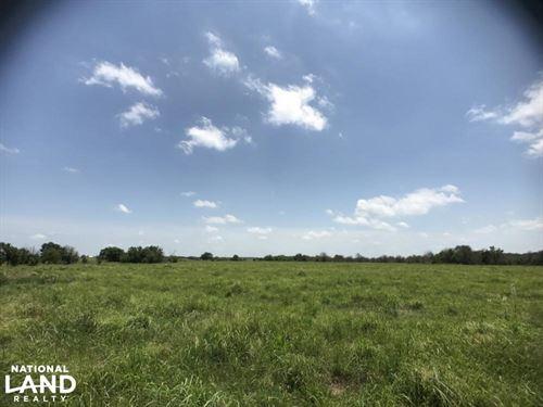Craig County Grassland 80 : Welch : Craig County : Oklahoma