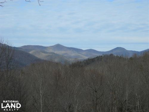 Home And Cabin With Spectacular Vie : Franklin : Macon County : North Carolina