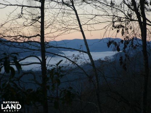 360-Degree Mountain Views : Topton : Macon County : North Carolina