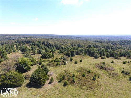 440 Acre Recreational Deer & Turkey : Bradford : Jackson County : Arkansas