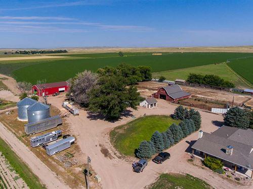 Schaefer Farm : Henry : Sioux County : Nebraska