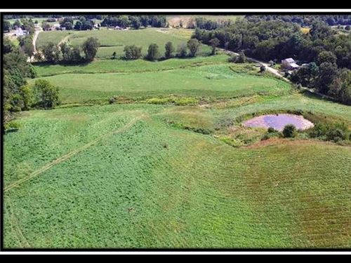 16 Acres With Nice Small Pond : Kimbolton : Guernsey County : Ohio