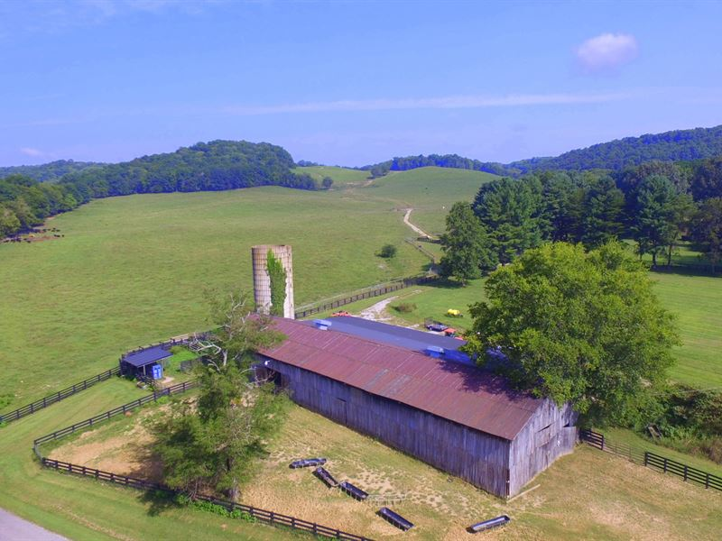 300 Acre Maury County Farm : Ranch for Sale : Culleoka